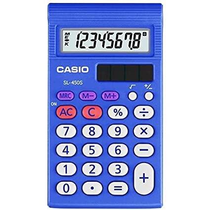 Calculadora simple no programable